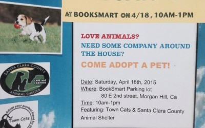 Adoption Event 4/18