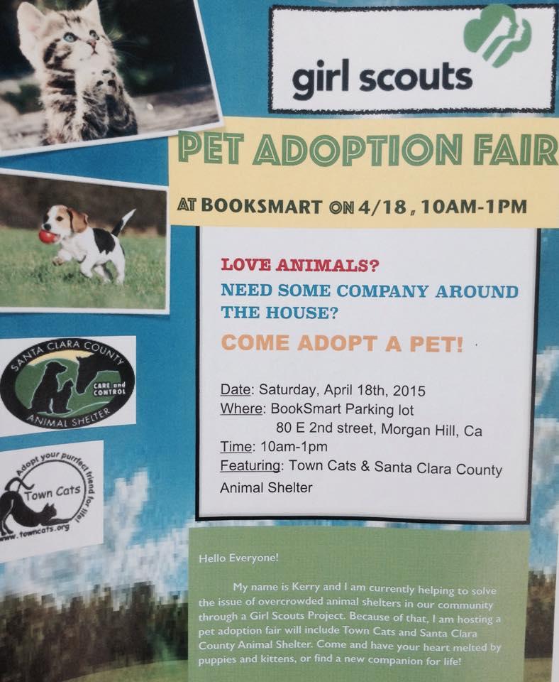 Adoption Event 4/18