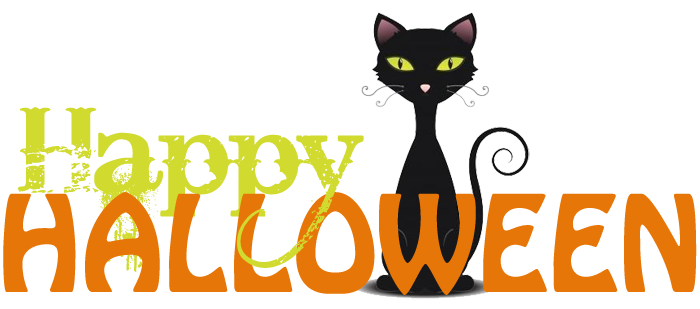 Happy Halloween From Our PFE Kitties!