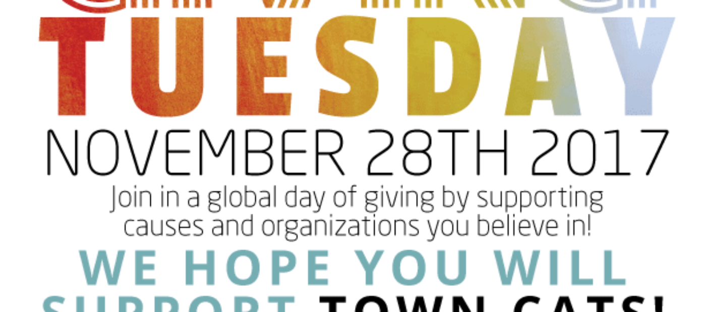 After Black Friday. After Cyber Monday. Get Ready For #GivingTuesday!
