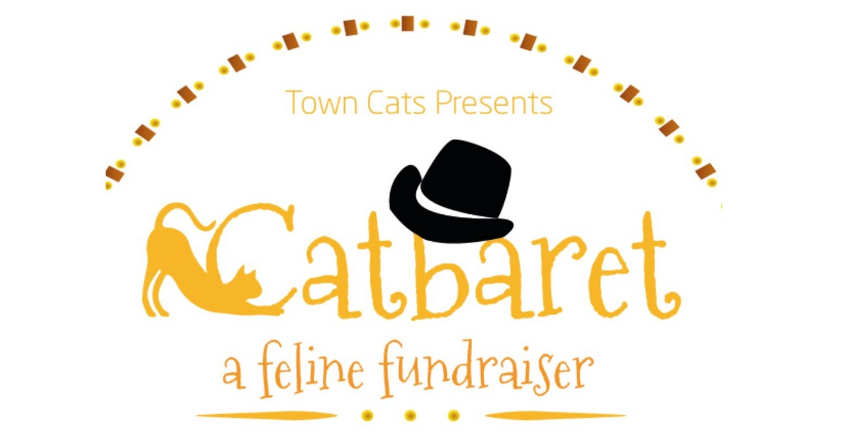 """Town Cats' """"Catbaret"""" Event Coming March 23"""