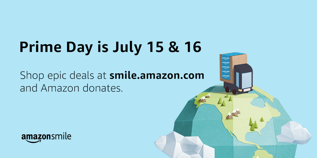 Prime Day is July 15 & 16!