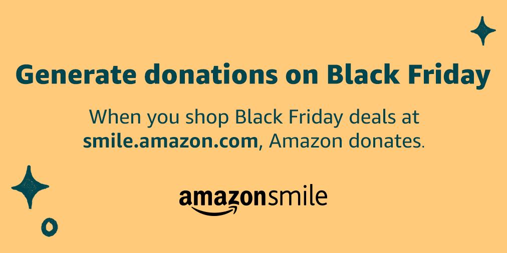 Shop at Amazon Smile During the 2019 Holiday Season & Support Town Cats of Morgan Hill