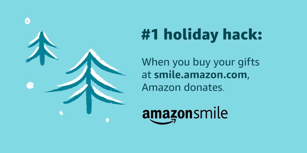 Happy Holidays With Amazon